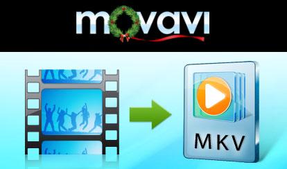 Предложение от Movavi: конвертация в MKV