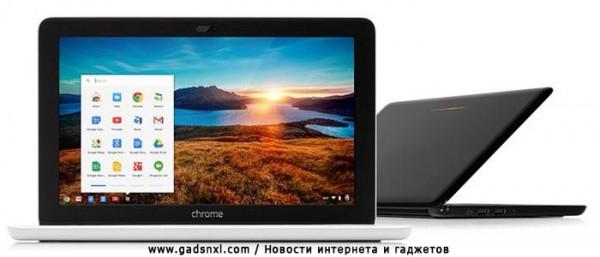 Гаджеты на gadsnxl.com › Новый хромбук Samsung на базе Exynos 5250