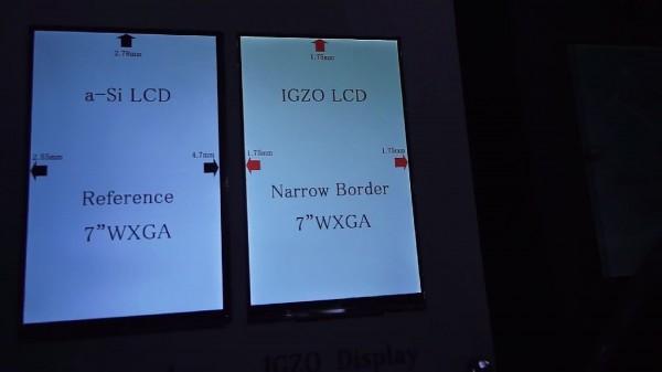 IGZO – технология будущего для TFT-дисплеев