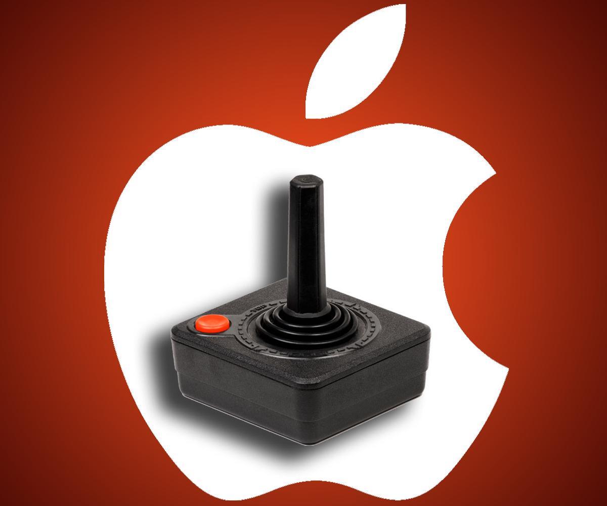Apple с джойстиком: миф или реальность?