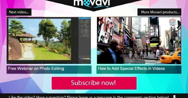 Movavi Photo Editor это простой и удобный фоторедактор для mac