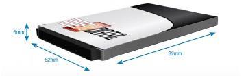 Компьютер размером с кредитную карту теперь реальность