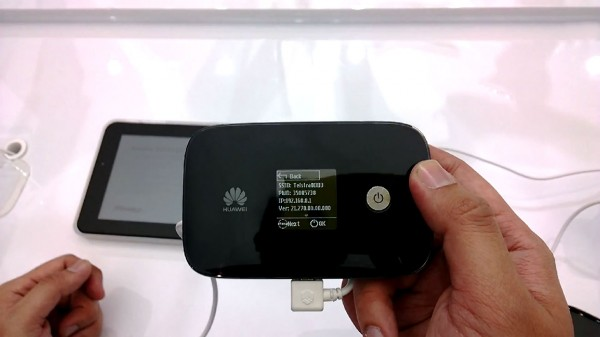 Huawei E5786 можно передавать данные со скоростью до 300 Мбит/сек