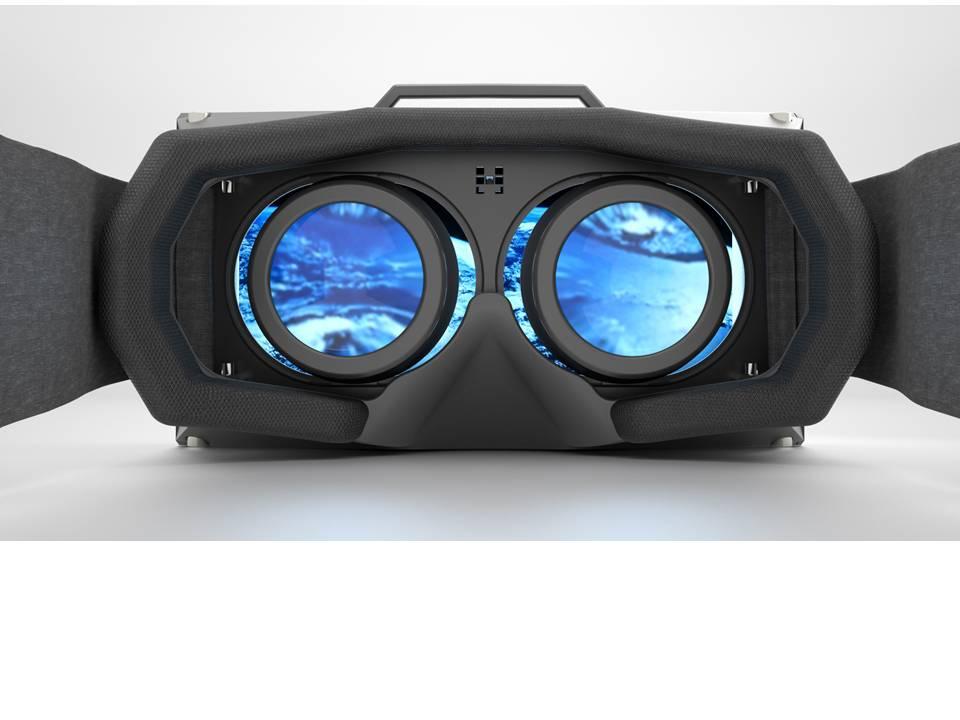 Oculus Rift – виртуальная реальность.