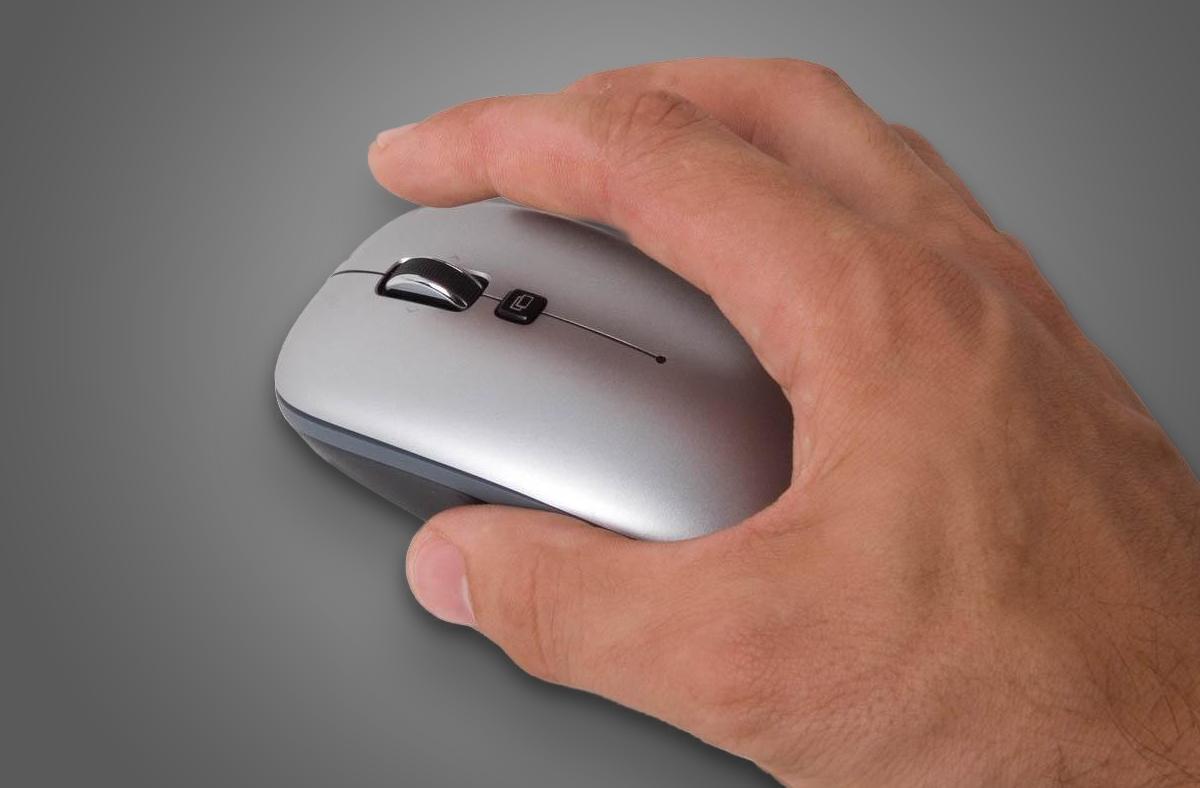 Супер мышка — компьютер