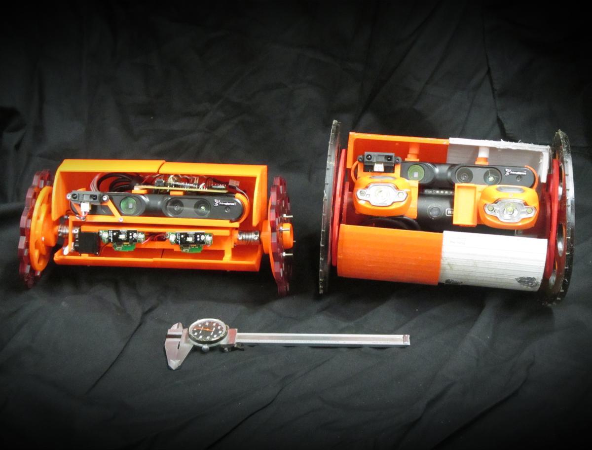 Робототехника и NASA